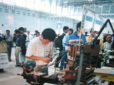 平成14年熊本大会「機械組立」